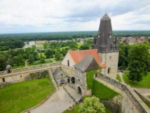 Burgeingang Burg Bentheim
