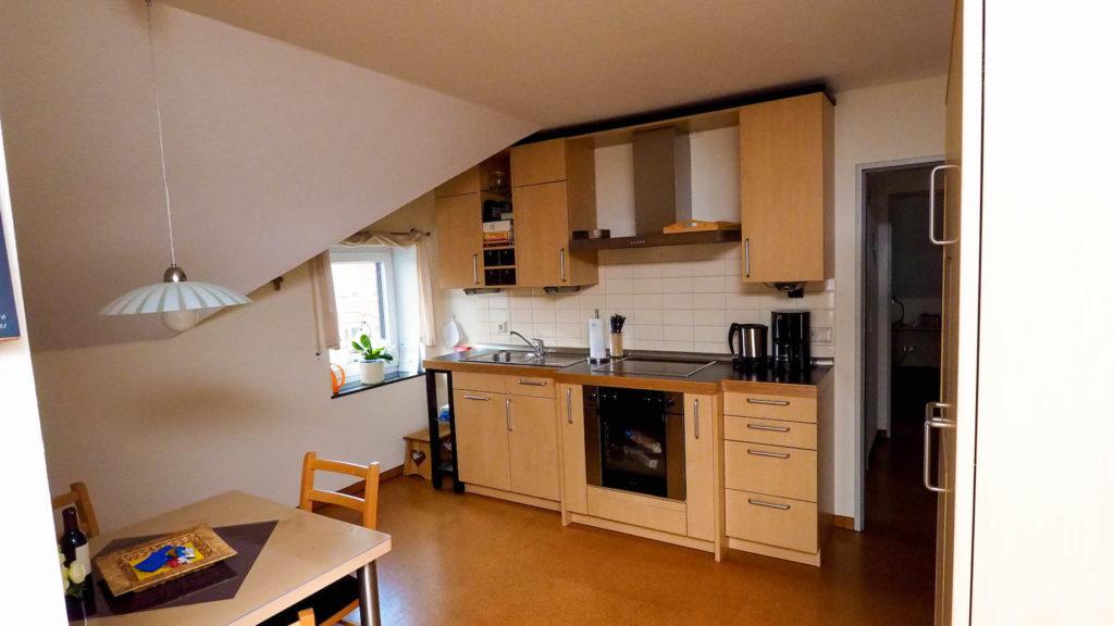 Küche - Ausstattung