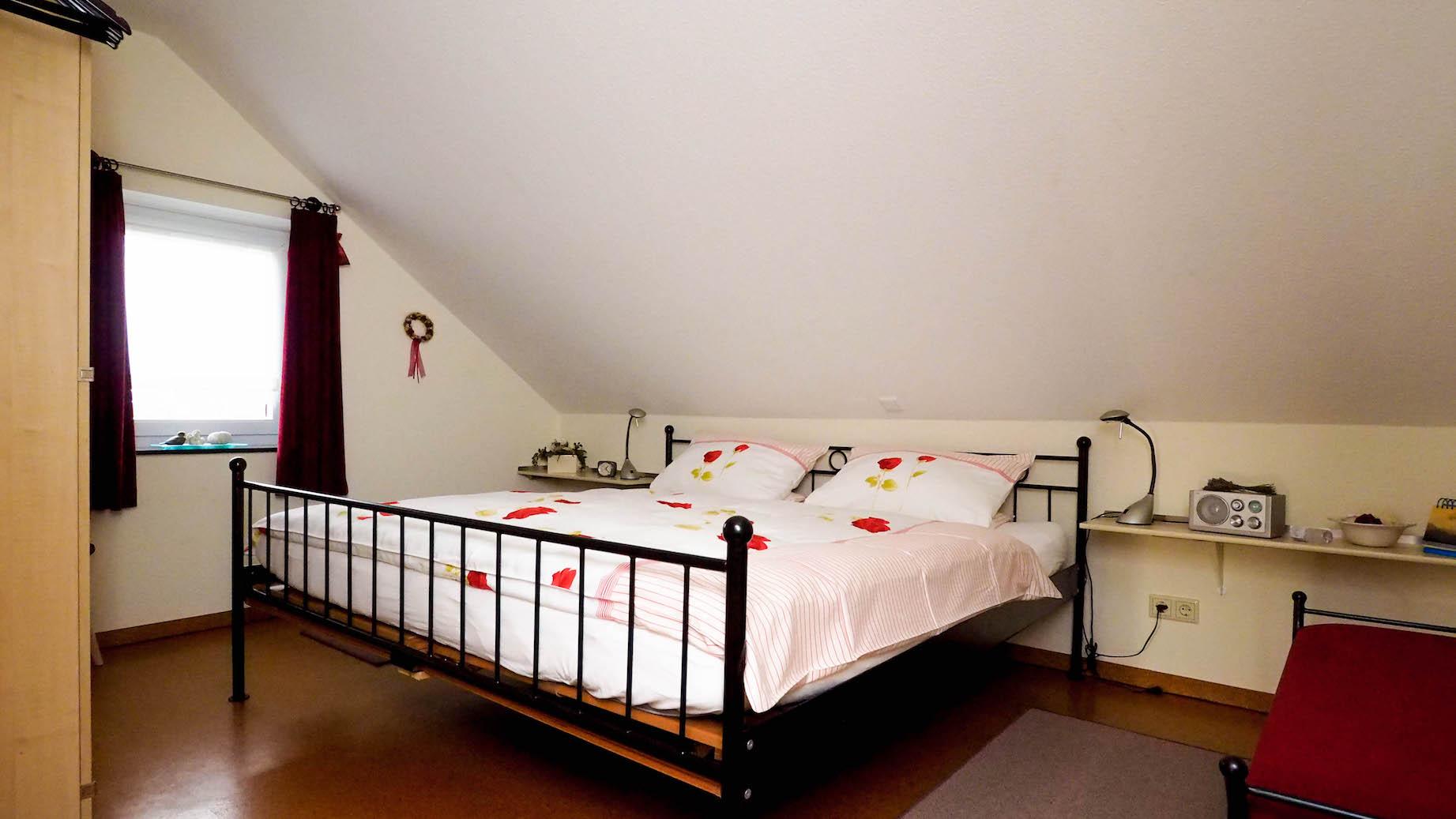 Ausstattung der Ferienwohnung - Ferienwohnung Zum Rosengarten