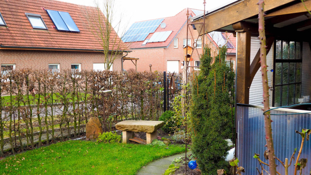 Garten - Ausstattung
