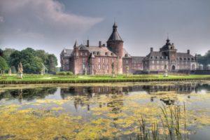 Eine der tollsten Sehenswürdigkeiten im Münsterland - Schloss Anholt