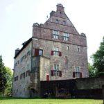 """Das ´""""Hohe Haus"""" auf der Burg"""