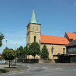 Die St. Ludgerus Kirche in Heek