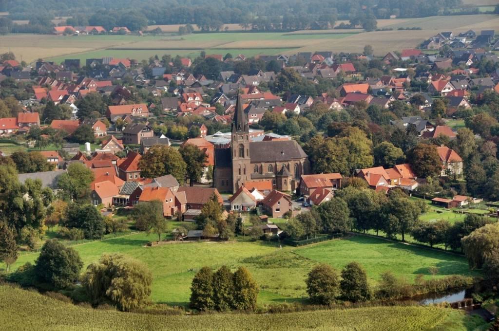 Nienborg im schönen Münsterland - Buchen Sie unsere Ferienwohnung und genießen Sie eine erholsame Zeit im Münsterland!