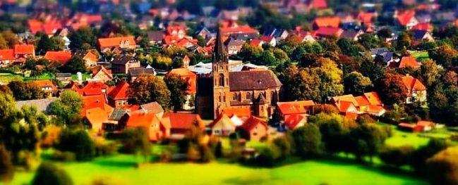 Nienborg im Münsterland