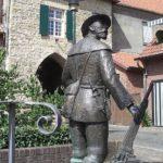 Der Wilde Bernd – der Retter Nienborgs vor dem Burgtor